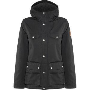 Fjällräven Greenland Winter Jacket Damen black black