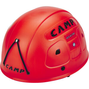 Camp Rock Star Helm red red