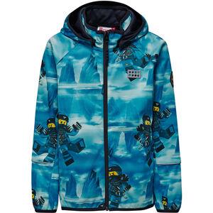 LEGO wear Siam 204 Softshell Jacket Kinder blue blue