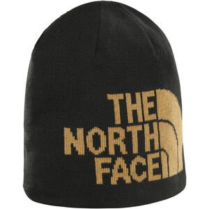 The North Face Highline Beanie tnf black/british khaki tnf black/british khaki