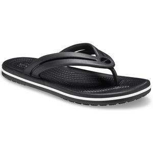 Crocs Crocband Flip Sandals black black
