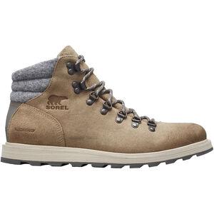 Sorel Madson Hiker Waterproof Schuhe Herren oatmeal/quarry oatmeal/quarry