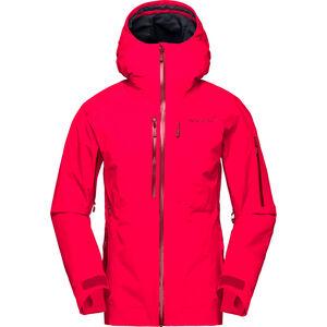 Norrøna Lofoten Gore-Tex Isolierende Jacke Damen crisp ruby crisp ruby