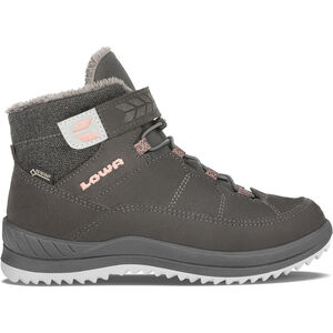 Lowa Fatina GTX Stiefel Kinder anthracite/rose anthracite/rose