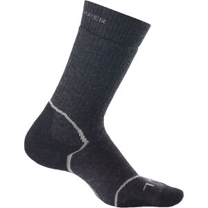 Icebreaker Hike+ Medium Crew Socken Damen jet heather jet heather