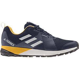 adidas TERREX Two GTX Low-Cut Schuhe Herren legend ink/grey one/active gold legend ink/grey one/active gold