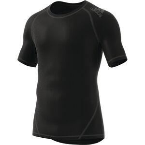 adidas Alphaskin Sport SS Tee Herren black black