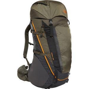 The North Face Terra 65 Backpack tnf dark grey heather/new taupe green tnf dark grey heather/new taupe green