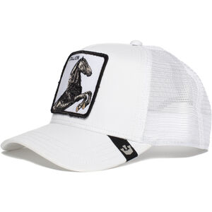 Goorin Bros. Stallion Trucker Cap white white
