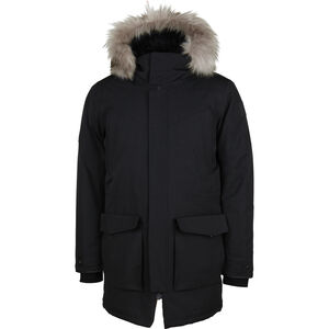 North Bend Nordic Parka Herren black black