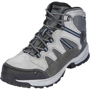 Hi-Tec Bandera Lite WP Shoes Herren charcoal/grey/goblin blue charcoal/grey/goblin blue