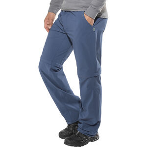 Meru Alcoy Zip-Off Pants Herren navy navy