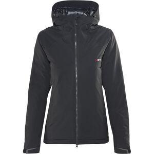 Yeti Rhonga Hardshell Down Jacket Damen black black