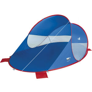 High Peak Mitjana Beach Shelter blue/red blue/red