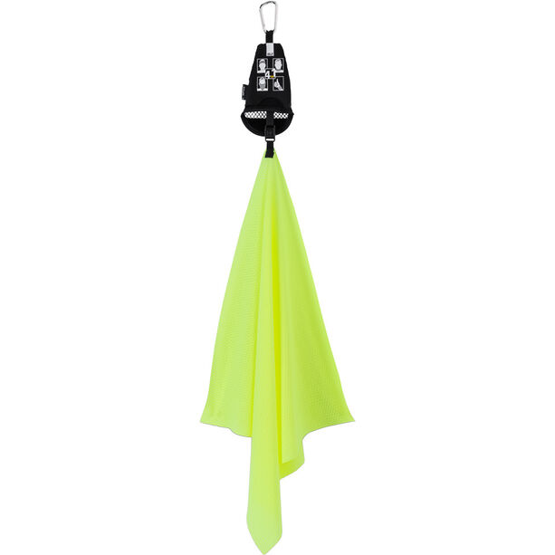 Jack Wolfskin Ultra Cool Towel S neon yellow