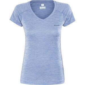 Columbia Zero Rules SS Shirt Damen medieval heather medieval heather