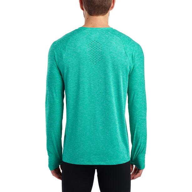 saucony Breakthru Langarm-Shirt Herren columbia