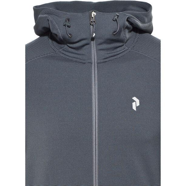 Peak Performance Waitara Hood Sweatshirt Herren grey sky