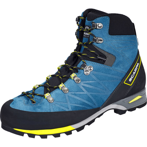Scarpa Marmolada Pro OD Shoes Herren abyss/lime