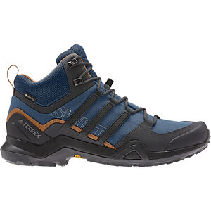adidas TERREX Swift R2 GTX Outdoor Mid-Shoes Herren legend marine/core black/tech copper legend marine/core black/tech copper