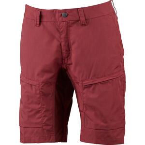 Lundhags Lykka II Shorts Damen garnet/dark red garnet/dark red