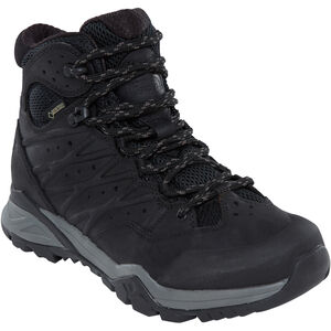 The North Face Hedgehog Hike II Mid GTX Shoes Damen tnf black/tnf black tnf black/tnf black