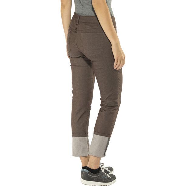 Prana Kara Jeans Damen coffee bean