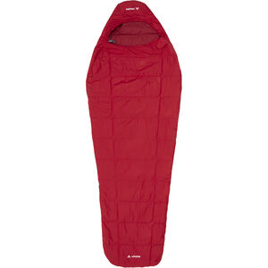 VAUDE Sioux 100 Syn Sleeping Bag dark indian red dark indian red