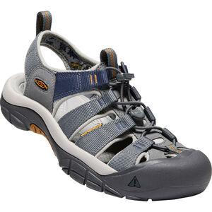 Keen Newport Hydro Sandals Herren steel grey/paloma