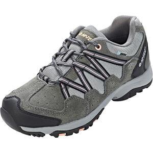 Hi-Tec Rambler WP Shoes Damen charcoal/blush charcoal/blush