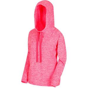 Regatta Calantha Hoodie Damen neon pink neon pink