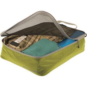 Sea to Summit Garment Mesh Bag Medium lime/grey