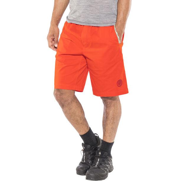 Edelrid Legacy II Shorts Herren chili red
