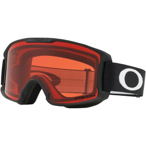 Oakley Line Miner Snow Goggles Kinder matte black/w prizm snow rose matte black/w prizm snow rose