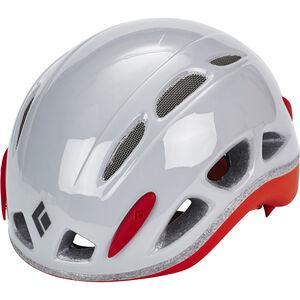 Black Diamond Tracer Helmet Kinder aluminium aluminium