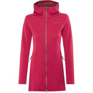 PYUA Spate S Fleece Jacket Damen red melange red melange