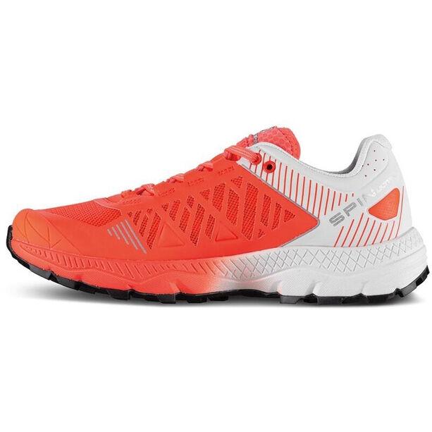 Scarpa Spin Ultra Schuhe Damen bright red/white