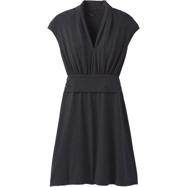 Prana Berry Dress Damen black