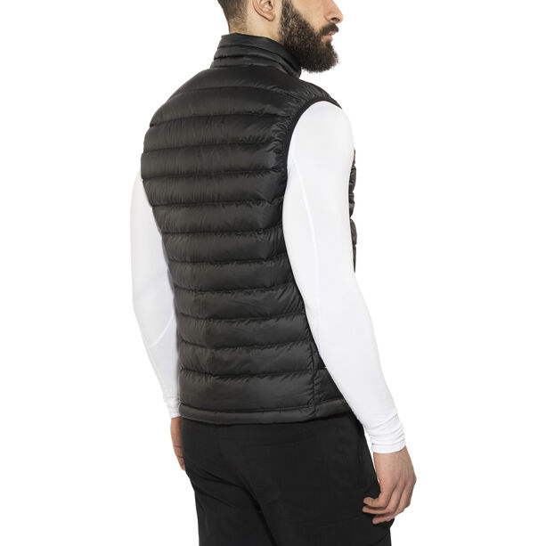 Patagonia Daunen Sweater Weste Herren black
