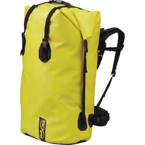 SealLine Black Canyon Pack 115l yellow yellow