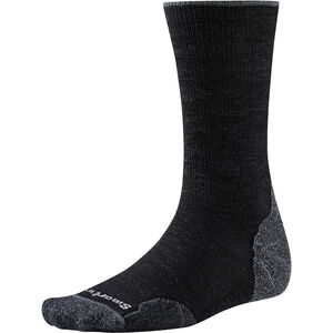 Smartwool PhD Outdoor Light Crew Socks charcoal charcoal