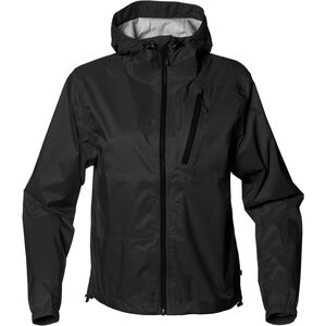 Isbjörn Light Weight Rain Jacket Kinder black black