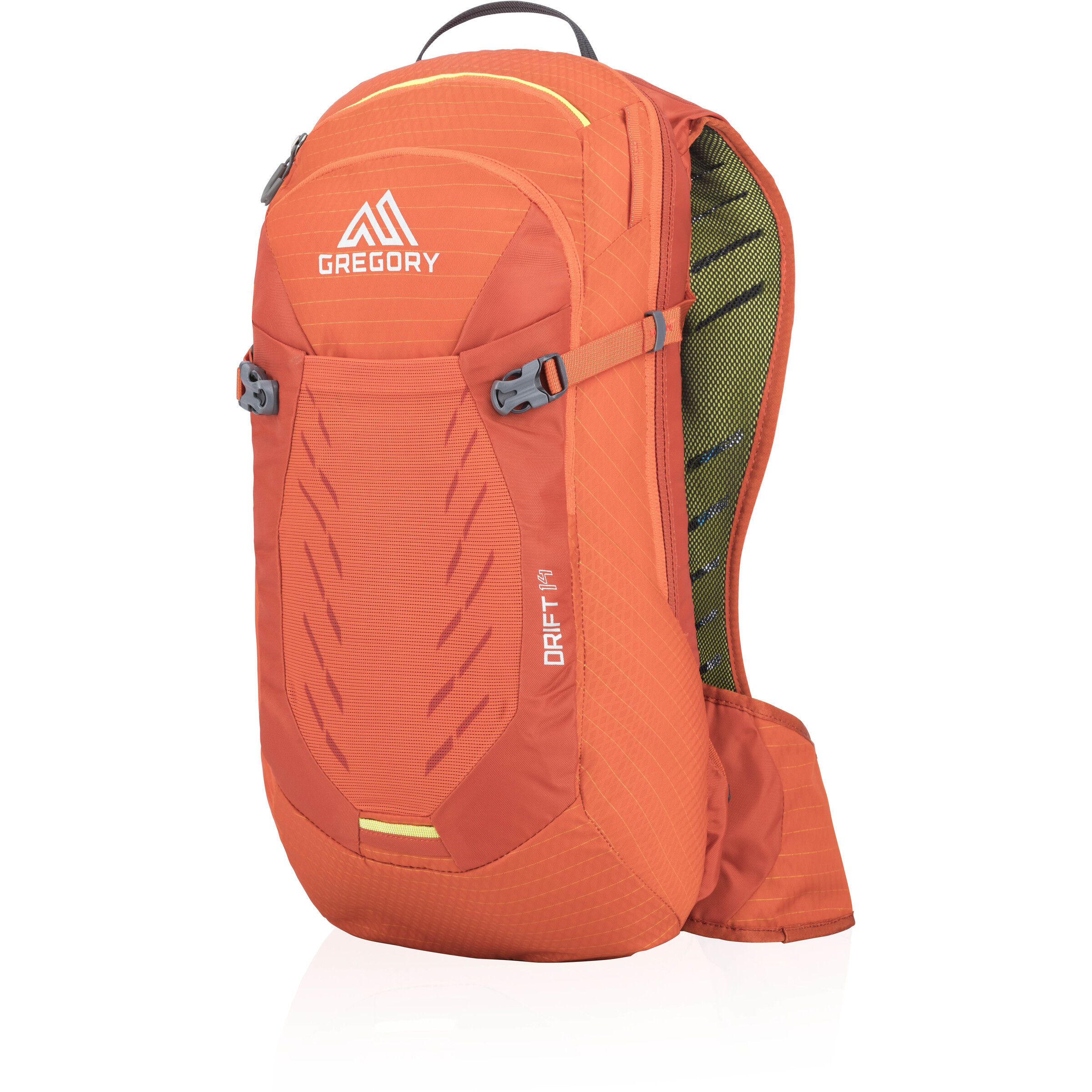 Gregory Drift 14 3D Hyd Backpack Herren citron orange
