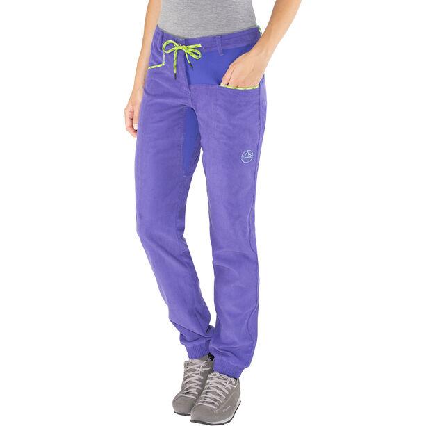 La Sportiva Wave Pants Damen iris blue