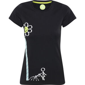Edelrid Rope T-Shirt Damen flower flower