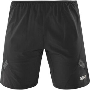 GORE WEAR R5 2in1 Shorts Herren black black