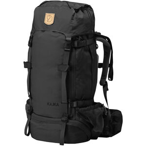 Fjällräven Kajka 65 Backpack black black