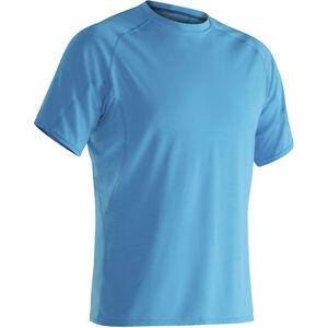 NRS H2Core Silkweight Shortsleeve Shirt Herren marine blue marine blue