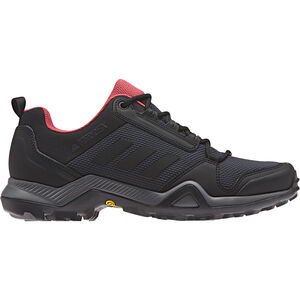 adidas TERREX AX3 Shoes Damen carbon/core black/active pink carbon/core black/active pink