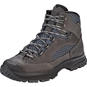 Hanwag Banks II GTX Shoes Herren asphalt/black asphalt/black